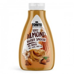 Mr. Tonito Almond Butter Smooth 400 gramm