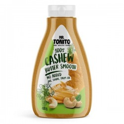 Mr. Tonito Cashew Butter Smooth 400 gramm