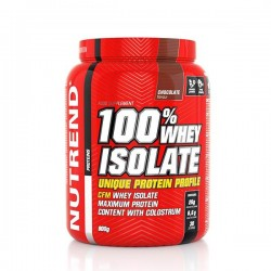 Nutrend 100% Whey Isolate 900 gramm