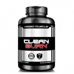 Kaged Muscle Clean Burn 90 serv 180 Kapseln