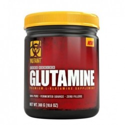 Mutant Glutamine 300 gramm