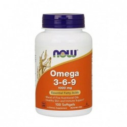 Now Foods Omega 3-6-9...