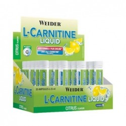 Weider l-carnitine liquid...