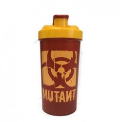 Mutant new official Shaker Red Yellow 1000 ml
