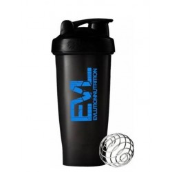 Shaker EVLnutrition black...