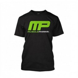T Shirt Muscle Pharm Black